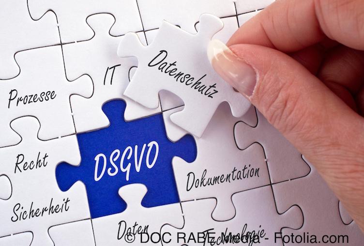Die EU-Datenschutzverordnung (DSGVO)