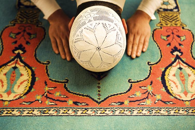 Pflege muslimischer Gläubiger